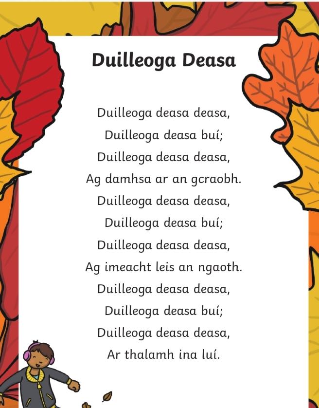 Image result for duilleoga deasa
